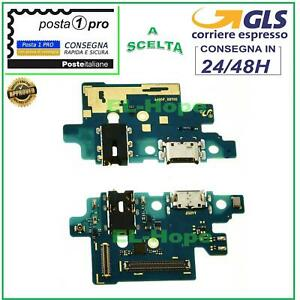 CONNETTORE RICARICA SAMSUNG GALAXY A40 SM-A405 MICROFONO DOCK JACK DI CARICA
