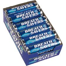 Breath Savers, Peppermint Candy Mints 0.75 oz 48ct
