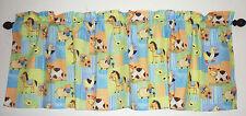 Animals Children's Curtains