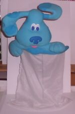 Rare Baby Blues Clues Hanging Laundry Basket/ Net Basket