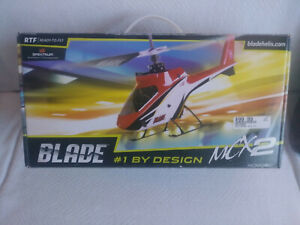 Blade MCX2 RC Helicopter