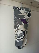 Large bags holder. Handmade grey fabric, Kitchen storage. Home decor. Bag