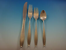 Rsvp by Towle Sterling Silver Flatware Set Service 32 Pieces Midcentury Modern