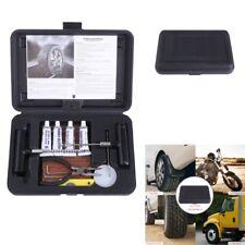 53 pcs Tubeless tyre repair kit tool Emergency car van motorecycle repair case