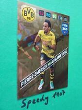 Panini Adrenalyn 2018 FIFA 365 Limited Edition Borussia Dortmund Aubameyang