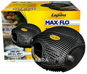 LAGUNA POWERJET MAXFLO MAX FLO 2200 FISH POND PUMP