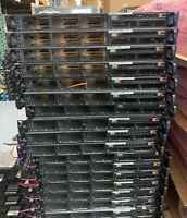ZT Openrack OCP 1U 8 bay Server Intel Xeon 12 Core 2.5Ghz 16GB Ram 10GB SFP+ 2PS