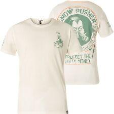 YAKUZA PREMIUM T-Shirt YPS-2911 Natur Weiß T-Shirts
