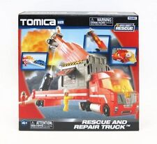PC440 Tomica Hypercity Rescue-Rescue and Repair Truck NIB tomy