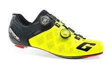 Gaerne Carbon G.Stilo+ Road Cycling Shoes - Yellow (Reg. $499.99) Italian Sidi