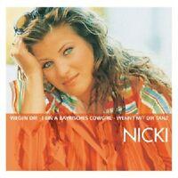 """NICKI """"ESSENTIAL/MEINE 20 GRÖSSTEN HITS"""" CD NEU"""