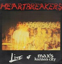 Heartbreakers ‎– Live At Max's Kansas City 1978 PUNK