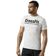 Reebok CROSSFIT FORGING ELITE FITNESS Tee SPEEDWICK Shirt Training gym~Mens sz L