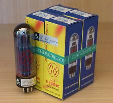 JJ Electronic E34L BLU APEX tubes matched quad, valvole selezionate in QUARTETTO