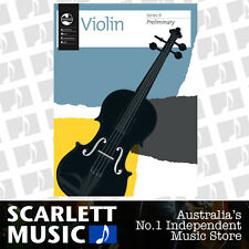 AMEB Violin Series 9 (Nine) - Grade Preliminary Book *BRAND NEW*