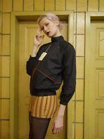 mabe Windbreaker 90er Jacke schwarz Anorak 90s TRUE VINTAGE jacket
