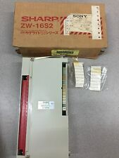 NEW IN BOX SHARP OUTPUT MODULE ZW-16S2