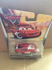 Disney Cars Diecast-Road Trip Cruisin 'Lightning McQueen-sans Application LOGO