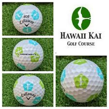 New listing (1) Callaway Chrome Soft TRUVIS Golf Ball (808) HAWAII KAI Golf Course - USA