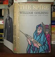 Golding, William THE SPIRE  1st Edition Early Printing