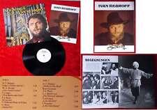 LP Ivan Rebroff: Ave Maria (mit signiertem Programmheft) D 1979