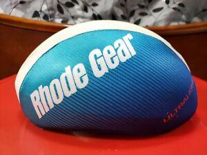 Rhode Gear Ultralight BLUE Bike Helmet S/M Small Medium Extra Pads