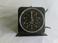 Vintage Smiths English Clock Systems Ltd Interval Timer Industries Limited