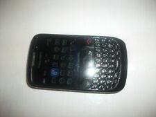 "BlackBerry Curve 8520 2.4"" 256 MB, 2MP Desbloqueado Teléfono Inteligente-Negro"