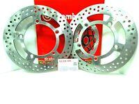 2 Discos Freno Delanteros Brembo 68B407B4 Suzuki Burgman ABS 650 2004 2005 2006