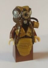 Lego Star Wars Custom Zuckuss ( Bounty Hunter Gand )