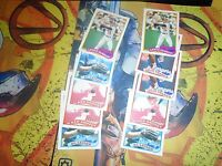 1989 Topps Traded Baseball 10 Card Lot Ken Griffey + More