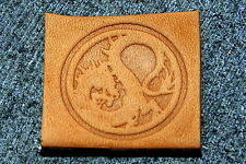 CHINESE DRAGON Leather Embossing / Clicker Stamp, Delrin / Acetal, NEW #100