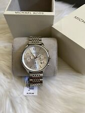 Michael Kors Men's Merrick Chronograph Stainless Steel Watch - MK8637