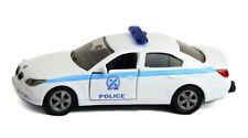 Siku 1352 BMW 5 Series E60 545i Greek Patrol Car Police 1:55 Official New