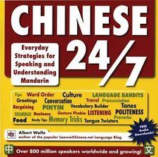 Chinese 24/7: Everyday Strategies for Speaking and Understanding Mandarin