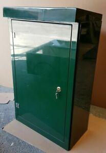 GRP Electric Kiosk Housing Meter Box Cabinets Enclosure inc.VAT(W750xD450xH1250)
