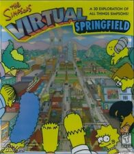 THE SIMPSONS VIRTUAL SPRINGFIELD +1Clk Windows 10 8 7 Vista XP Install