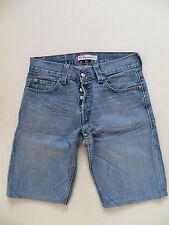 Levi's 512 Jeans Shorts, Kurze Hose, Vintage Bermuda, W 31, Fashion Trend !