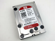 Western Digital Red WD40EFRX 4TB NAS Hard Drive Disk 5400 RPM 3.5 Inch SATA