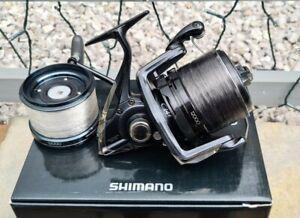 Shimano Aero Technium Magnesium MGS 12000 XTB - Carp Reel - Spare Spool 1 of 3