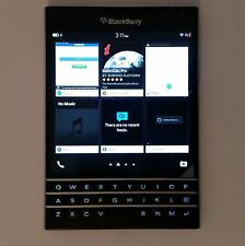 BlackBerry Passport 32GB Factory Unlocked (SQW100-1) GSM 4G LTE Smartphone