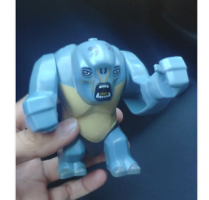 Cave Troll The Lord Of The Rings Lego Moc Minifigure Gift Toys