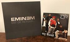 EMINEM, D12, CD promo, hors commerce + plaquette promo.