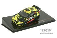 Ford Fiesta RS WRC  Valentino Rossi  Rallye Monza 2017 MONSTER  1:43 IXO RAM 658