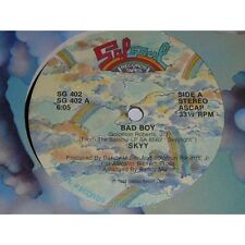 New YorK Skyy - Bad Boy (Single Vinyl Record) Salsoul Records ‎– SG 402 EX !