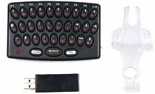 Ps3 PLAYSTATION 3 Wireless tastiera tastierino Clip per controller Chatpad Crown