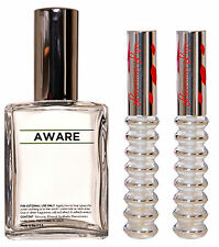 Attract Men with LuvEssentials AWARE Pheromones Simple Seduction Kit