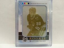 2011-12 The Cup Andrew Shaw RC Rookie Masterpieces Printing Plate 1/1