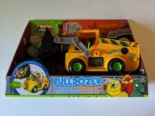 Trash pack load and launch bullzoder NIB Rare Retired Collector's