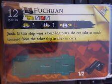 Wizkids Pirates of the Caribbean #012 Fuchuan Pocketmodel CSG